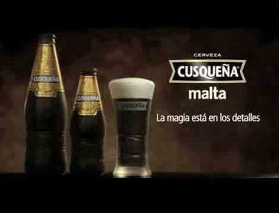 クスケーニャ黒 Cusqueña Malta