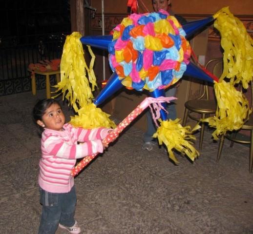 ピニャータ ペルー 誕生日