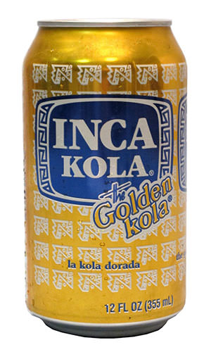 インカコーラ ペルー