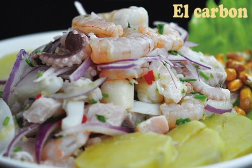 セビーチェ ペルー料理