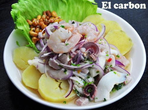 セビーチェ ペルー料理 前菜