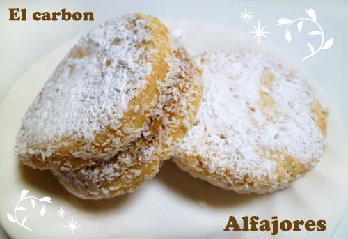 アルファホレス クッキー ペルー