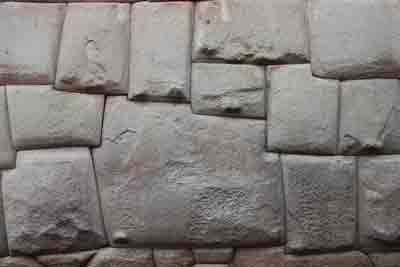 クスコの石垣