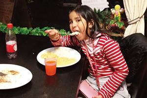 人気のペルー料理